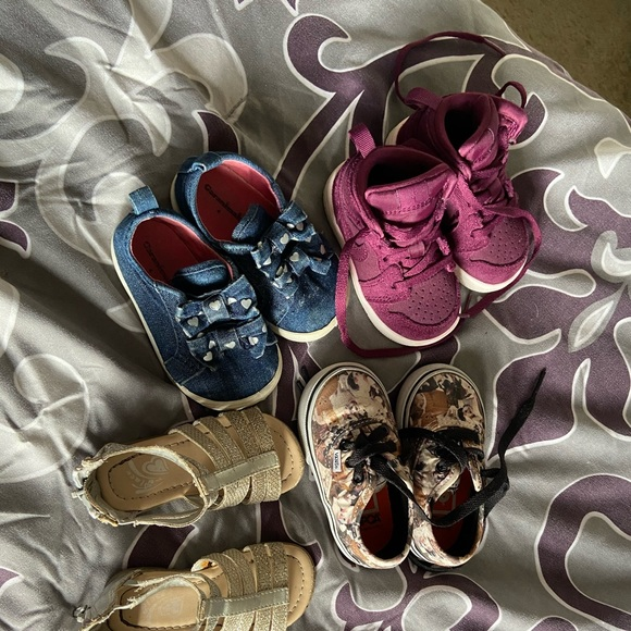Nike Other - Size 4 toddler girl shoes